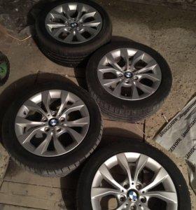 Продам оригинальные колёса BMW