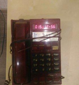 Стационарный телефон соул оптима+