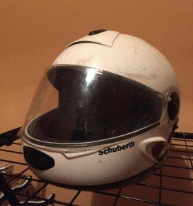 Мотоциклетный шлем Schuberth