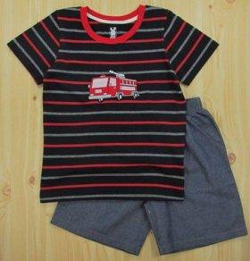 Новый комплект (костюм) для мальчика размер 8Т