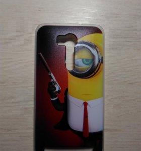 Чехол на ASUS ZenFone Go (ZB551KL)