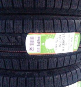 Зимние шины 215 60 17 С