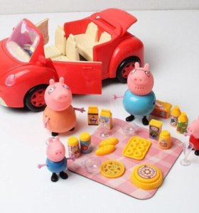 Машинка свинки пепа