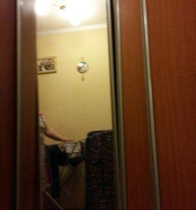 3 двери от шкафа купе+полка