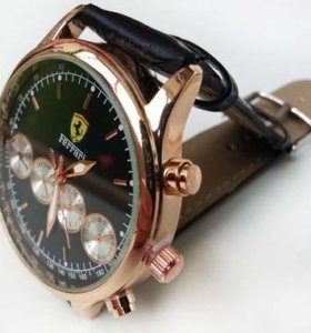 Часы Ferrari кварцевые (реплика)