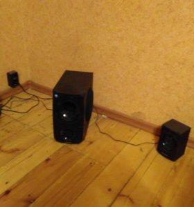 Музыкальная система Nakatomi