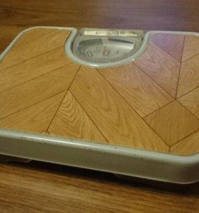 Весы напольные бытовые