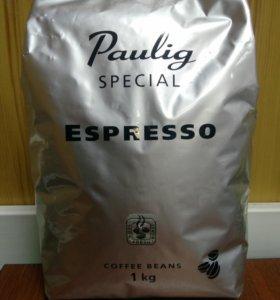 Кофе Paulig Special Espresso