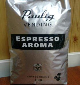 Кофе Paulig Espresso Vending Aroma