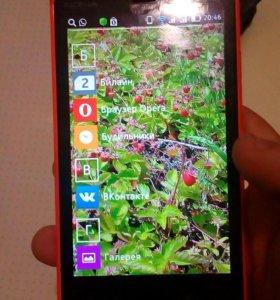 Nokia x2 не битый рабочий
