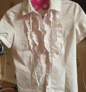 Блузка для школьницы
