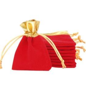 мешочки для бижутерии