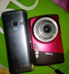 Цифровой фотоаппарат Коdak M 530