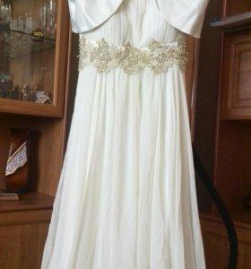 Платье (вечернее, свадебное)