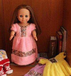 Платья для кукол не более 45см