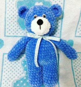Мягкая игрушка медведь ручной работы