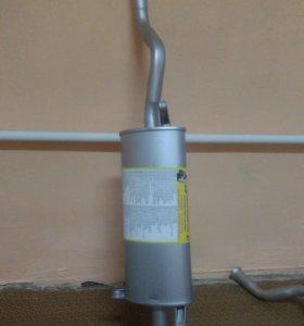 Глушитель ваз21099