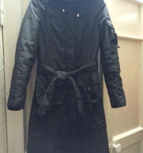 Зимняя куртка 38-40р-р