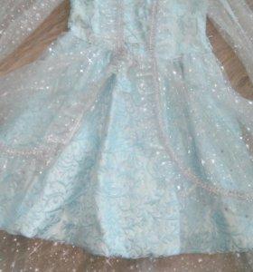 Продам, новогоднее платье! Снежная королева