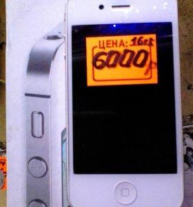 IPhone 4 16гб