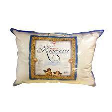 Подушка, лебяжий пух