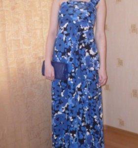Длинное платье в пол (вечернее)