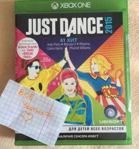 Продам Just Dance 2015 на Xbox ONE