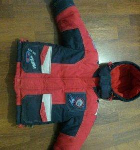 Куртка зимняя лыжная .