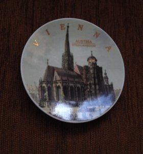 Тарелка из Австрии