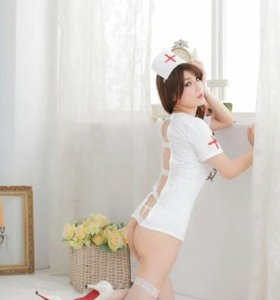 Нижнее белье халат Медсестра