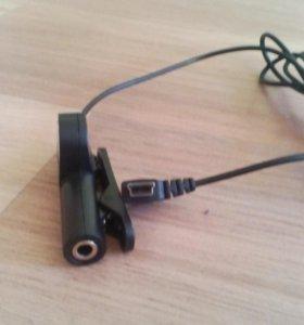 Переходник с USB на джек