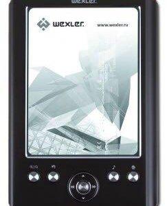 Электронная книга Wexler E5001BR не исправна