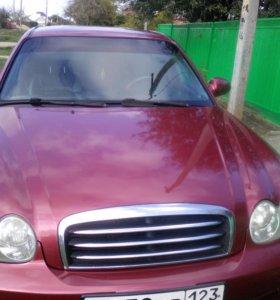 Hyundai Sonata  2005 г