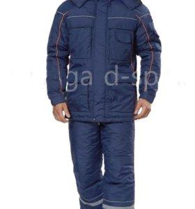 Спецодежда итр куртка+ п/к р.60 рост 205
