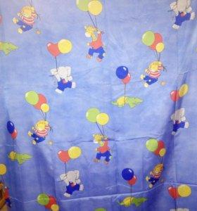 Продам шторы в детскую комнату
