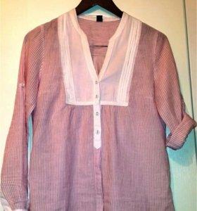 Рубашка Pimkie.  44-46 размер