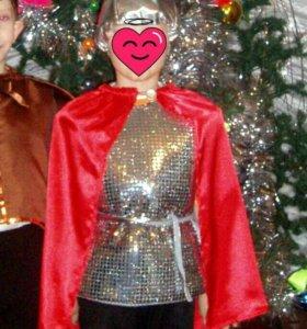 костюм Богатыря