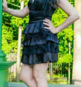 Платье р 42