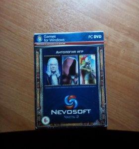 Диск Nevosoft 2 часть