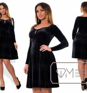 Новые платья р 52-54