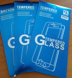 Защитные стекла на iPhone 6/6s