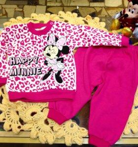 "Новый костюм ""Happy Minnie"""