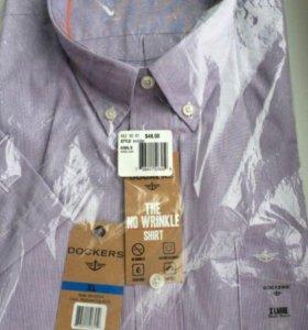 Новая мужская рубашка
