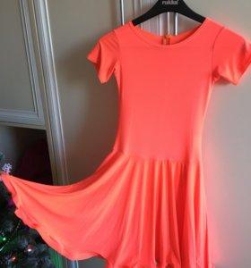 Платье для бальных танцев,рост 158-164