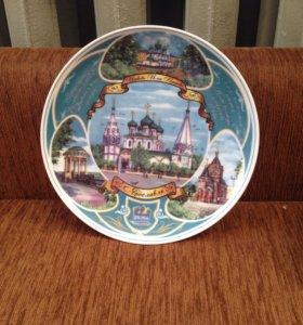 Тарелка из Ярославля