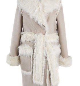 Новое пальто зимнее 46