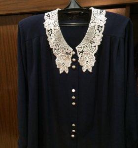 Блуза 60размер