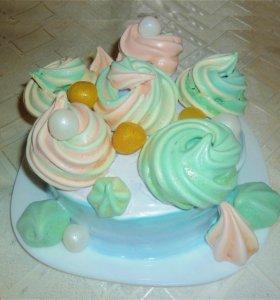 Домашние торты, капкейки