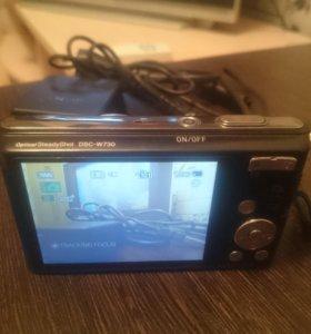 Фотоаппарат Sony cyber-shot dsc w730