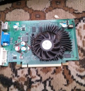 GeForce Gt 440(1024mb ddr3) (DVI VGA HDMI)
